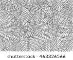 abstract seamless geometrical... | Shutterstock . vector #463326566