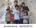 amman  jordan september 19 ... | Shutterstock . vector #463326914
