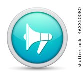 megaphone icon | Shutterstock .eps vector #463350080