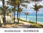 palm beach   march 15  2014 ... | Shutterstock . vector #463486418