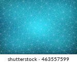 connection structure. structure ... | Shutterstock .eps vector #463557599