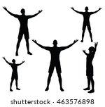 eps 10 vector illustration of... | Shutterstock .eps vector #463576898