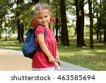 Beautiful Little Girl With...