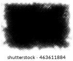 dots texture background  ... | Shutterstock .eps vector #463611884