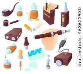cartoon electronic cigarettes...