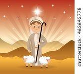 Merry Christmas Shepherd And...