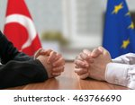 Negotiation Of Turkey And...