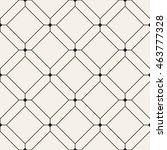 vector seamless pattern. modern ... | Shutterstock .eps vector #463777328