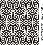 vector seamless pattern. modern ...   Shutterstock .eps vector #463777358