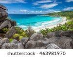 The Beach Called Grande Anse...