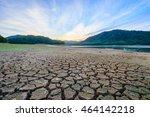 Dry Land Near Lake