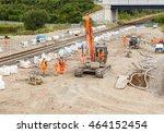 ilkeston  england   august 1 ...   Shutterstock . vector #464152454