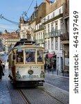 porto  portugal  january 2 ... | Shutterstock . vector #464197469