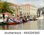 aveiro  portugal   june 20 ... | Shutterstock . vector #464204360