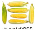Corn With Skin Or Without Skin...