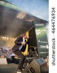 aarhus  denmark   july 23 2016  ...   Shutterstock . vector #464476934
