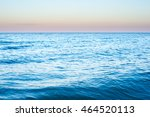 morning sky and sea | Shutterstock . vector #464520113