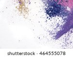 eyeshadow cosmetic powder... | Shutterstock . vector #464555078
