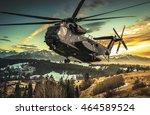 German Heavy Lift Transport...