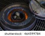 casting bronze.   Shutterstock . vector #464599784