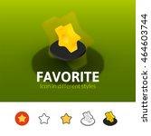 favorite color icon  vector...