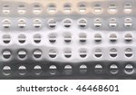 metal background | Shutterstock . vector #46468601