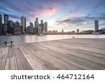singapore skyline and cityscape | Shutterstock . vector #464712164