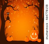 vector illustration of a... | Shutterstock .eps vector #464778158