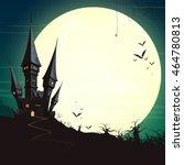 vector illustration of a... | Shutterstock .eps vector #464780813