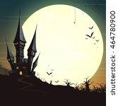 vector illustration of a... | Shutterstock .eps vector #464780900