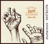 vector illustration of hand...   Shutterstock .eps vector #464782196