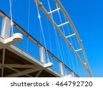 element of a suspension bridge