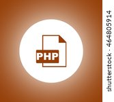 php file extension. concept...