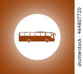 bus icon. vector concept...
