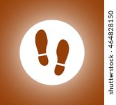 imprint soles shoes icon. shoes ...