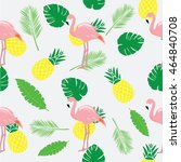 vector illustration of... | Shutterstock .eps vector #464840708