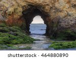 The Sea Arch At Pescadero Stat...