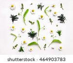 colorful bright pattern of... | Shutterstock . vector #464903783