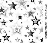 seamless vector pattern with... | Shutterstock .eps vector #464915060
