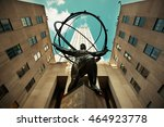 new york city  ny   mar 30 ...   Shutterstock . vector #464923778
