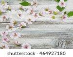 background  from marsh mallow ... | Shutterstock . vector #464927180
