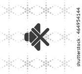 mute sound icon.