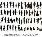vector  isolated  set...   Shutterstock .eps vector #464957729