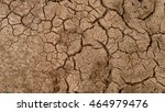 Dried Cracked Mud Texture