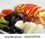 omurice 2 | Shutterstock . vector #465029939