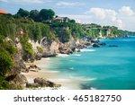 Scenic Sea Landscape  Bali....