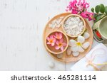 beauty and fashion concept with ... | Shutterstock . vector #465281114