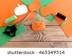 Halloween Mini Pumpkin Decor....