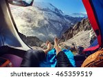 traveling. tourism. tourist... | Shutterstock . vector #465359519