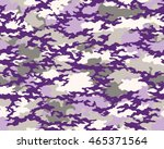 fashionable camouflage pattern  ...   Shutterstock .eps vector #465371564